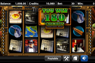 The Slotfather Mobile Slot Instant Win