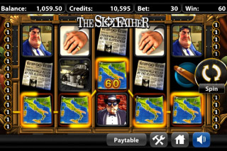 The Slotfather Mobile Slot Win