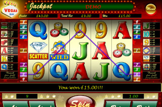 Vegas Vegas Mobile Slot Win