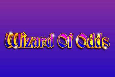 Wizard of Odds Mobile Slot Logo