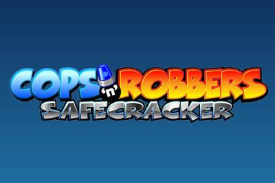 Cops N Robbers Mobile Slot Logo