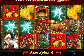 Deck the Halls online slot | Euro Palace Casino Blog