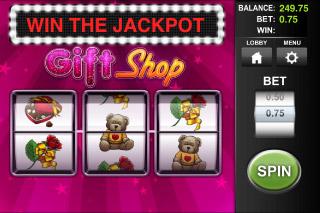 Gift Shop Classic Mobile Slot Screenshot