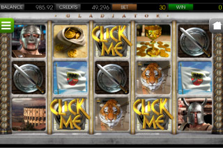 Gladiator Mobile Slot Click Me