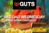 Reload this Wednesday + Get 10 Free Spins on Thursday
