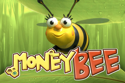 Money Bee Mobile Slot Logo