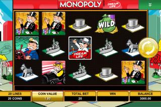 Monopoly Mobile Slot Screenshot
