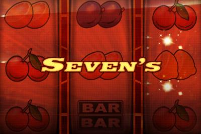 Seven's Mobile Slot Logo