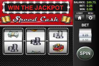 Speed Cash Classic Slot Screenshot