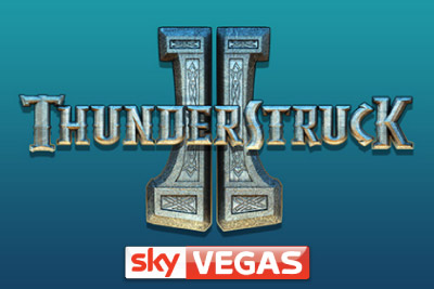 Up to $350 Bonus! Play Thunderstruck II Slot at Mr Green