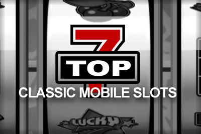 List of the Top 7 Classic Mobile Slots 2013