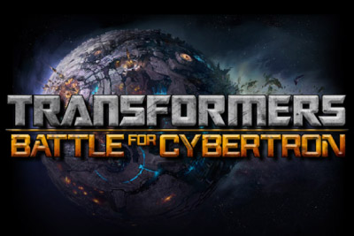 Transformers Mobile Slot Logo