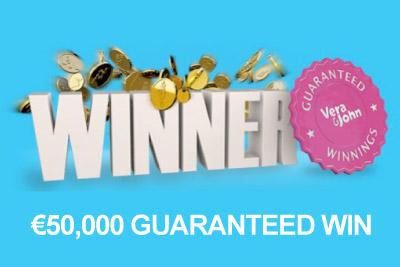 Oskar Wins Big Twice at Vera&John Casino