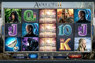 Avalon II Online Slot Coming Soon to Microgaming Casinos