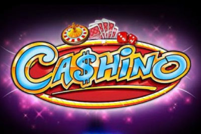 Cashino Mobile Slot Logo