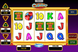 Cashino Mobile Slot Pick Me Feature