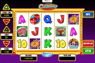 Cashino Mobile Slot Screenshot