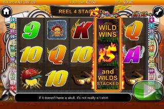 Easy Slide Mobile Slot Wilds