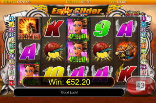 Easy Slide Mobile Slot Win