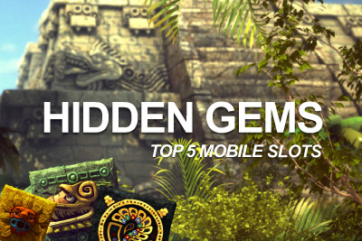 Hidden Gems of Mobile Slots You Should Be Playing