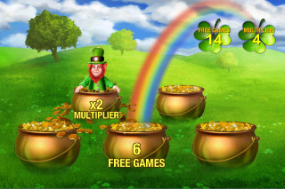 Irish Luck Mobile Slot Free Games Pick