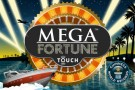 Mega Fortune Touch Mobile Slot Logo