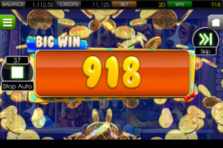 Puppy Love Mobile Slot Big win