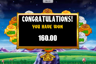 Rainbow Riches Mobile Slot Win