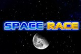Space Race Mobile Slot Logo