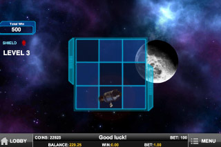 Space Race Mobile Slot Pick Me