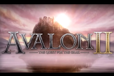 Avalon II - The Quest For The Holy Grail