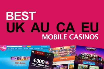 mobile casinos australia