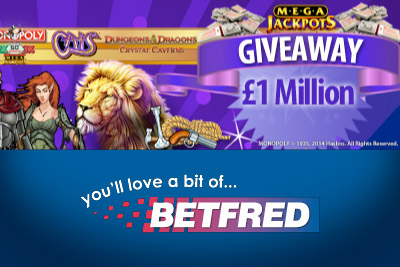 Play IGT Mobile Slots at BetFred Mobile Casino & Win Money