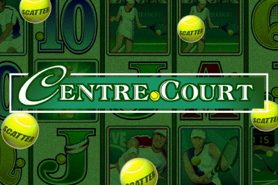 Centre Court Mobile Slot Logo