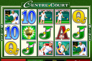 Centre Court Mobile Slot Screenshot