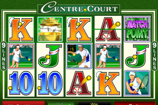 Centre Court Mobile Slot Win
