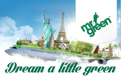 Win a Dream Holiday & Experience of A Lifetime with Mr Green Casino