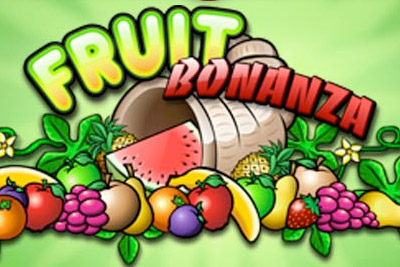 Fruit Bonanza Mobile Slot Logo