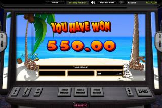 Hot Cross Bunnies Mobile Slot Big Win