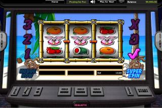 Hot Cross Bunnies Slot Super Spin