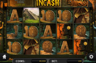 Incash Mobile Slot Screenshot