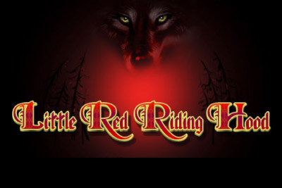 Little Red Riding Hood Mobile Slot Logo