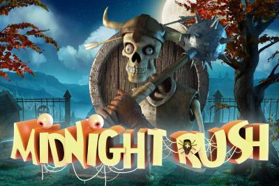 Midnight Rush Mobile Slot Logo