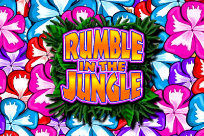 Rumble in the Jungle Slot Logo