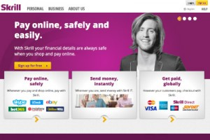 Deposit Safely, Easily and Instantly with Skrill