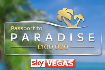 Win a Dream Holiday Worth £10K and more at Sky Vegas Casino