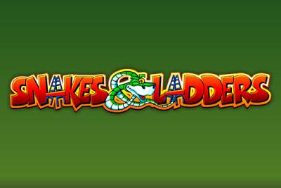 Snakes&Ladders Mobile Slot Logo