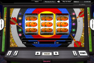 Bullseye Mobile Slot Big Win