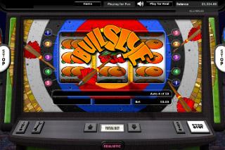 Bullseye Mobile Slot Bonus