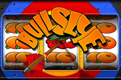 Bullseye Mobile Slot Logo